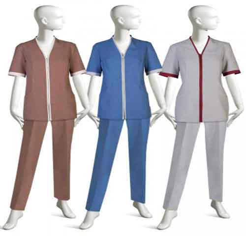 Cleaning Staff Uniforms Supplier in Dubai UAE
