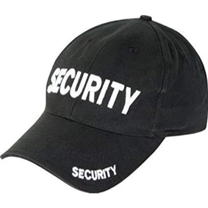 Security Guard Cap Style 101
