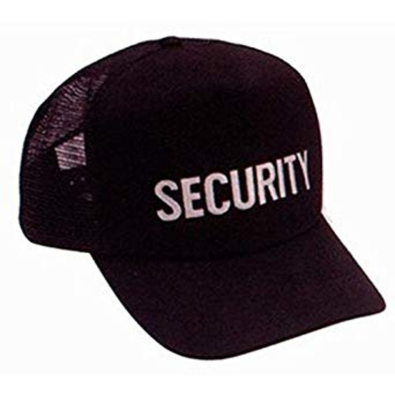Security Guard Cap Style 102