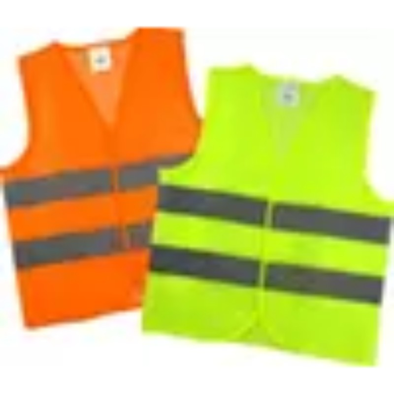 Security Guard Safety Vest Style 152
