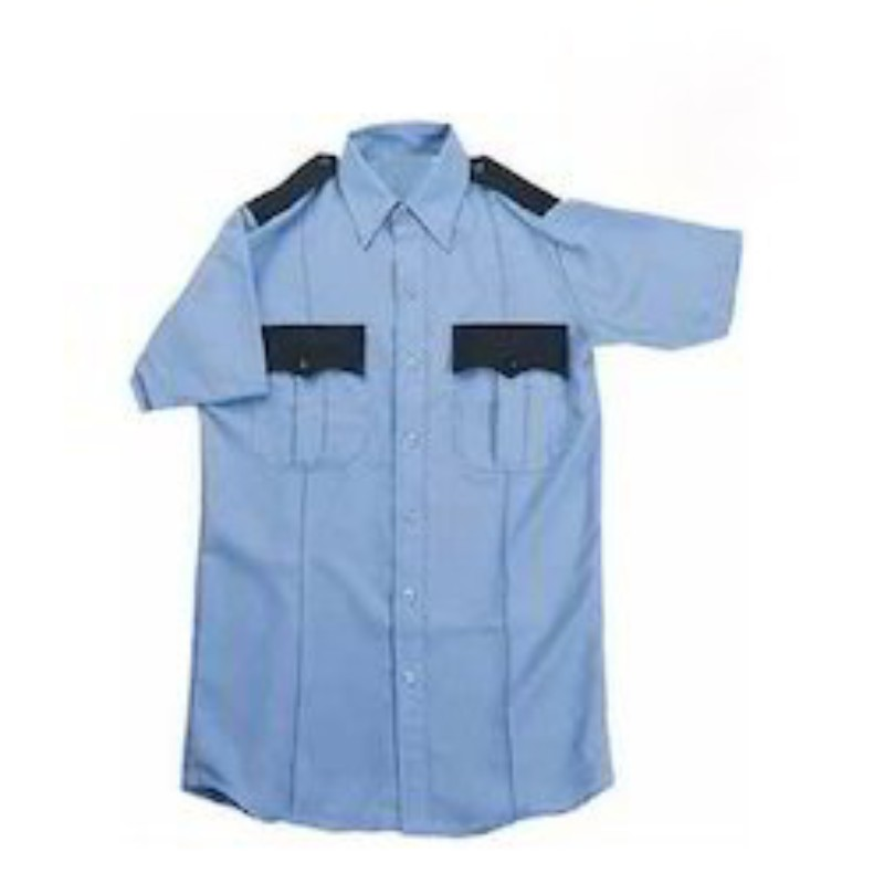 Security Guard Shirt Style 114