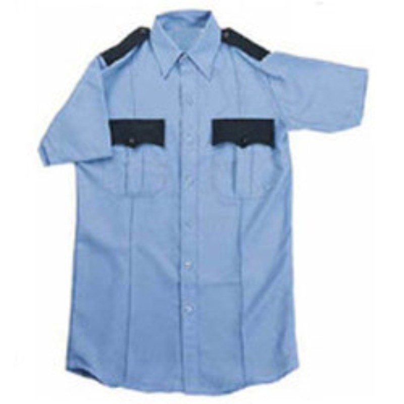 Security Guard Shirt Style 117