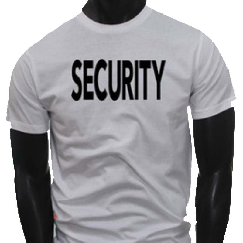 Security Guard Shirt Style 127