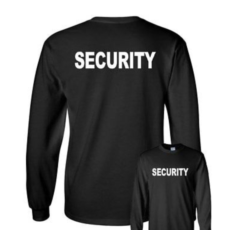 Security Guard Shirt Style 128