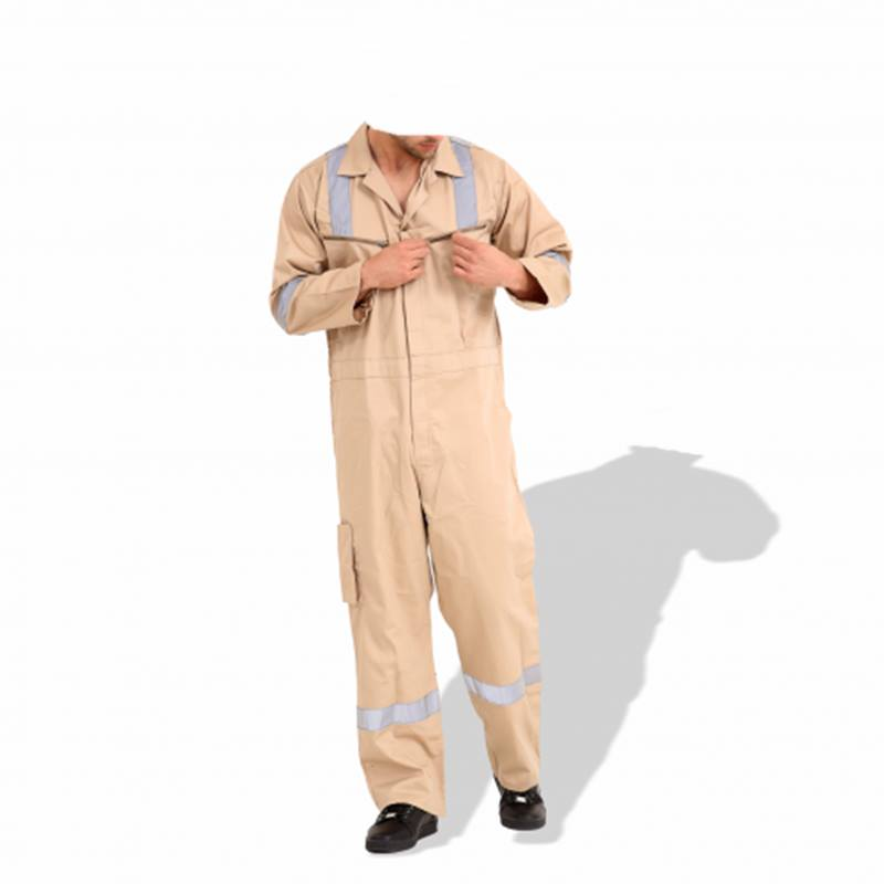 e246af267cbf Red Wing 1010 Coverall American Safety Beige front