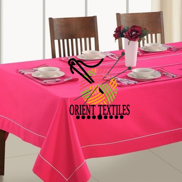 AE Plain Rectangular Table Linen ae33