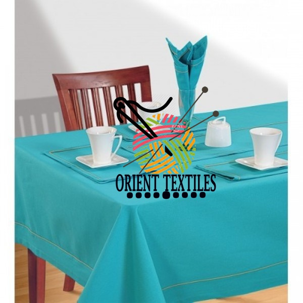 AE Plain Rectangular Table Linen ae38