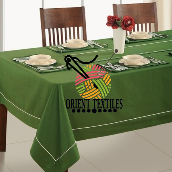 AE Plain Rectangular Table Linen ae39