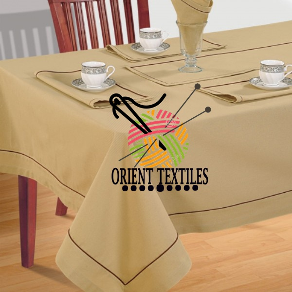 AE Plain Rectangular Table Linen ae40